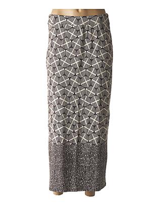 Jupe longue gris WHITE STUFF pour femme