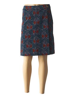 Jupe mi-longue bleu WHITE STUFF pour femme