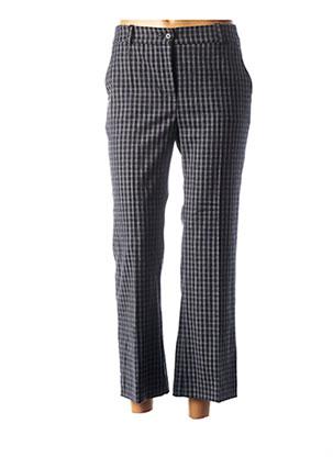 Pantalon 7/8 bleu ROSSO 35 pour femme