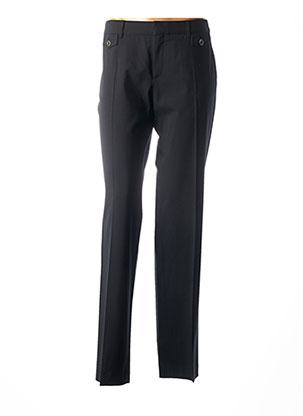 Pantalon casual bleu QUIET pour femme