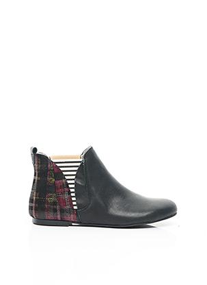 Bottines/Boots noir IPPON VINTAGE pour femme