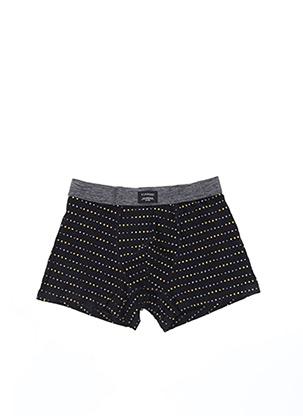 Shorty/Boxer noir TIFFOSI pour homme