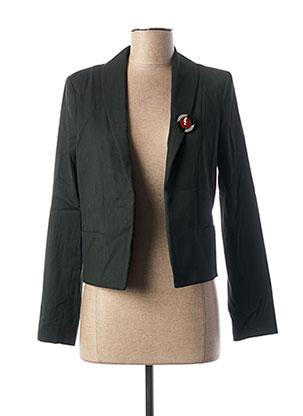 Veste chic / Blazer vert I.CODE (By IKKS) pour femme