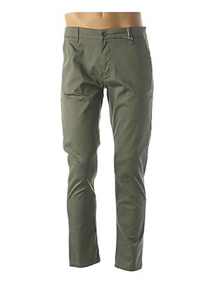 Pantalon chic vert LEE COOPER pour homme