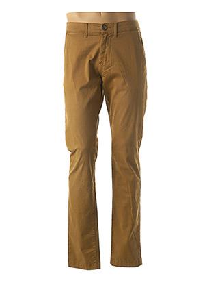 Pantalon chic vert PEPE JEANS pour homme