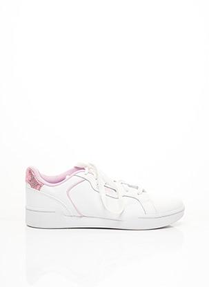 Baskets blanc ADIDAS pour femme
