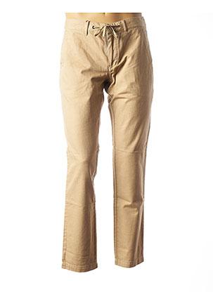 Pantalon casual beige FYNCH-HATTON pour homme