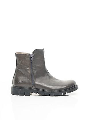 Bottines/Boots gris FRANCO ROMAGNOLI pour femme