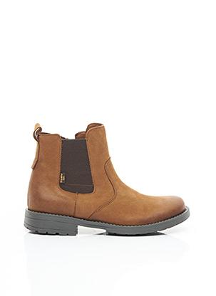 Bottines/Boots marron FRODDO pour femme