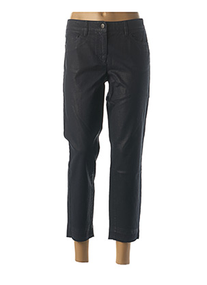 Pantalon 7/8 bleu LUISA CERANO pour femme