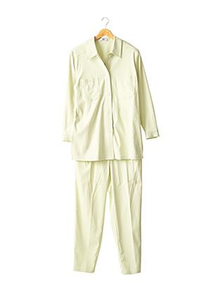 Veste/pantalon vert RIO pour femme