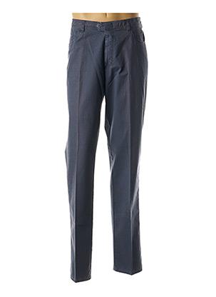 Pantalon casual bleu BRÜHL pour homme
