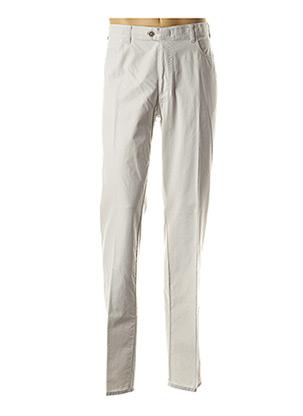 Pantalon casual gris BRÜHL pour homme