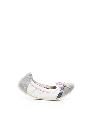 Ballerines gris MUSTANG pour fille