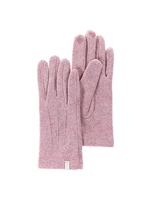 Gants rose ESPRIT pour femme