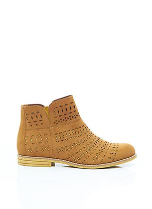 Bottines/Boots marron TAMARIS pour femme