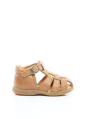 Sandales/Nu pieds beige BABYBOTTE pour enfant