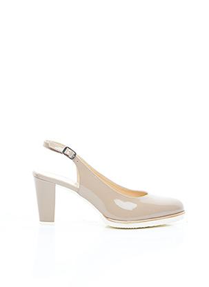 Escarpins beige GADEA pour femme