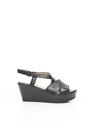 Sandales/Nu pieds noir IMPAQT pour femme