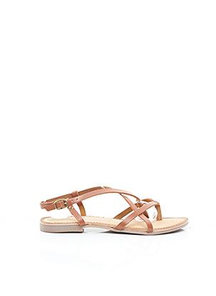 Sandales/Nu pieds marron GIOSEPPO pour femme