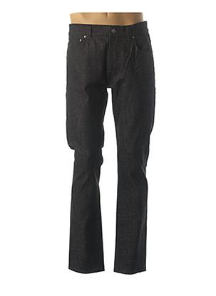 Jeans coupe slim noir NUDIE JEANS CO pour homme