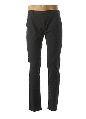 Pantalon casual noir FARAH pour homme