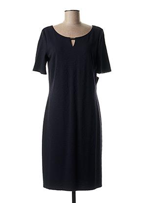 Robe mi-longue bleu VERA MONT pour femme