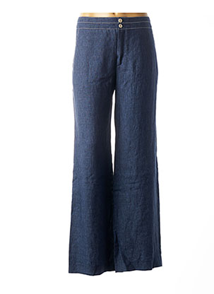 Pantalon casual bleu GERARD DAREL pour femme