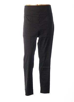 Pantalon casual noir CREA CONCEPT pour femme
