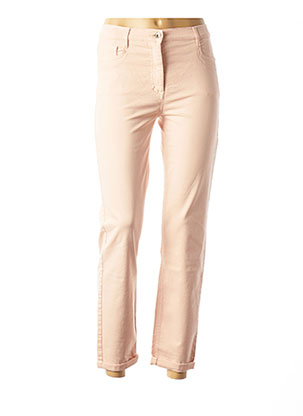 Pantalon casual rose BETTY BARCLAY pour femme