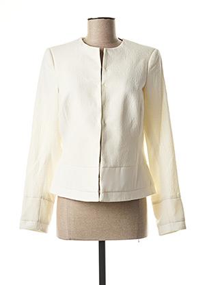 Veste casual beige QUATTRO pour femme