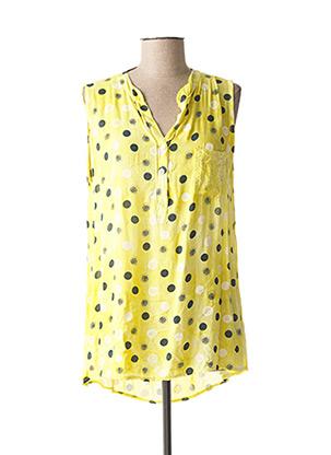 Body jaune QUATTRO pour femme