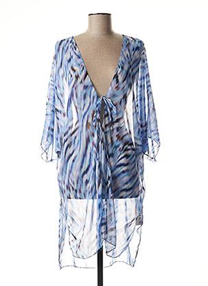 Veste casual bleu TYCHE VALERIE pour femme