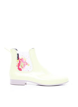 Bottines/Boots vert MEDUSE pour femme