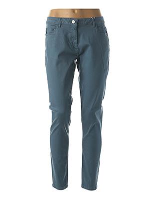 Pantalon casual bleu ESPRIT pour femme