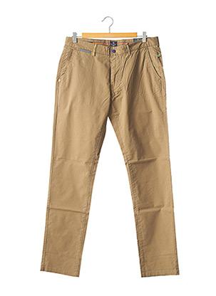 Pantalon casual marron NEW ZEALAND AUCKLAND pour homme