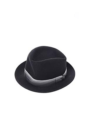 Chapeau noir STETSON pour homme