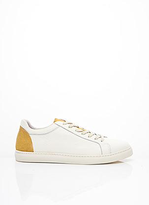 Baskets blanc SELECTED pour homme