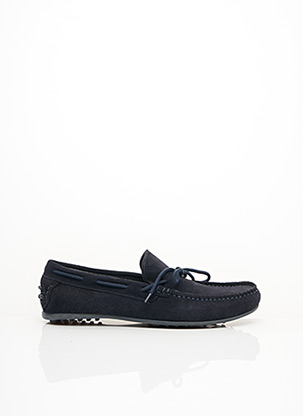 Chaussures bâteau bleu SELECTED pour homme