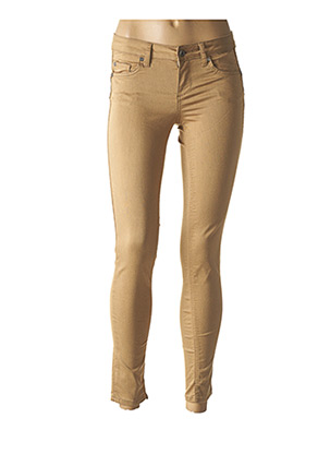 Pantalon casual beige LIU JO pour femme