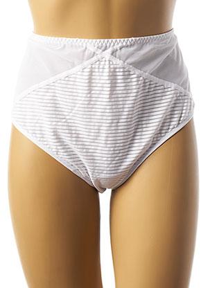 Slip/Culotte blanc ANTIGEL pour femme