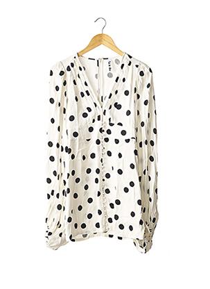 Robe courte blanc RAT & BOA pour femme