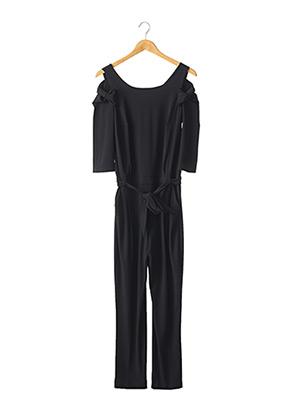 Combi-pantalon noir GARELLA pour femme