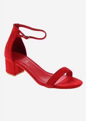 sandale rouge